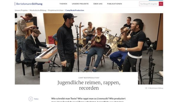 Camp Beatsproduction